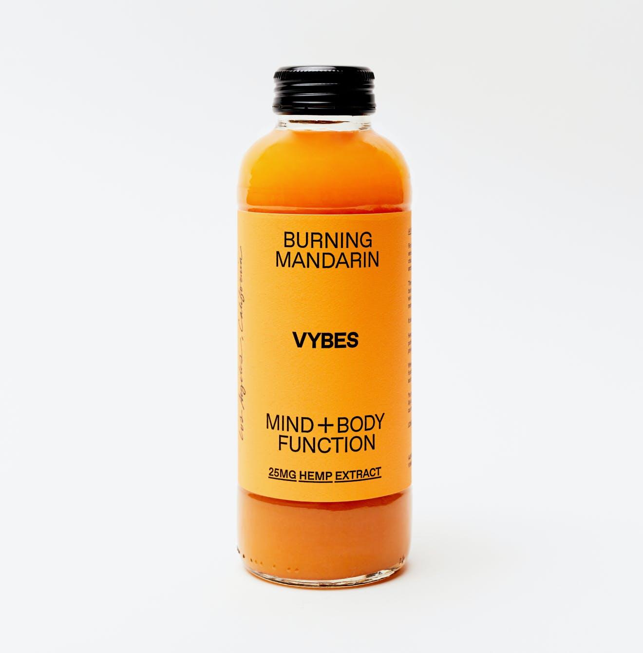 Burning Mandarin VYBES 2